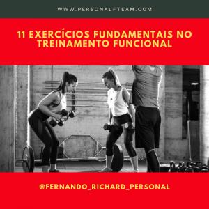 11 Exercícios Fundamentais No Treinamento Funcional Personal